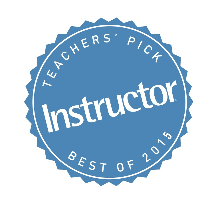 Best of 2015 Scholastic Teacher's Pick