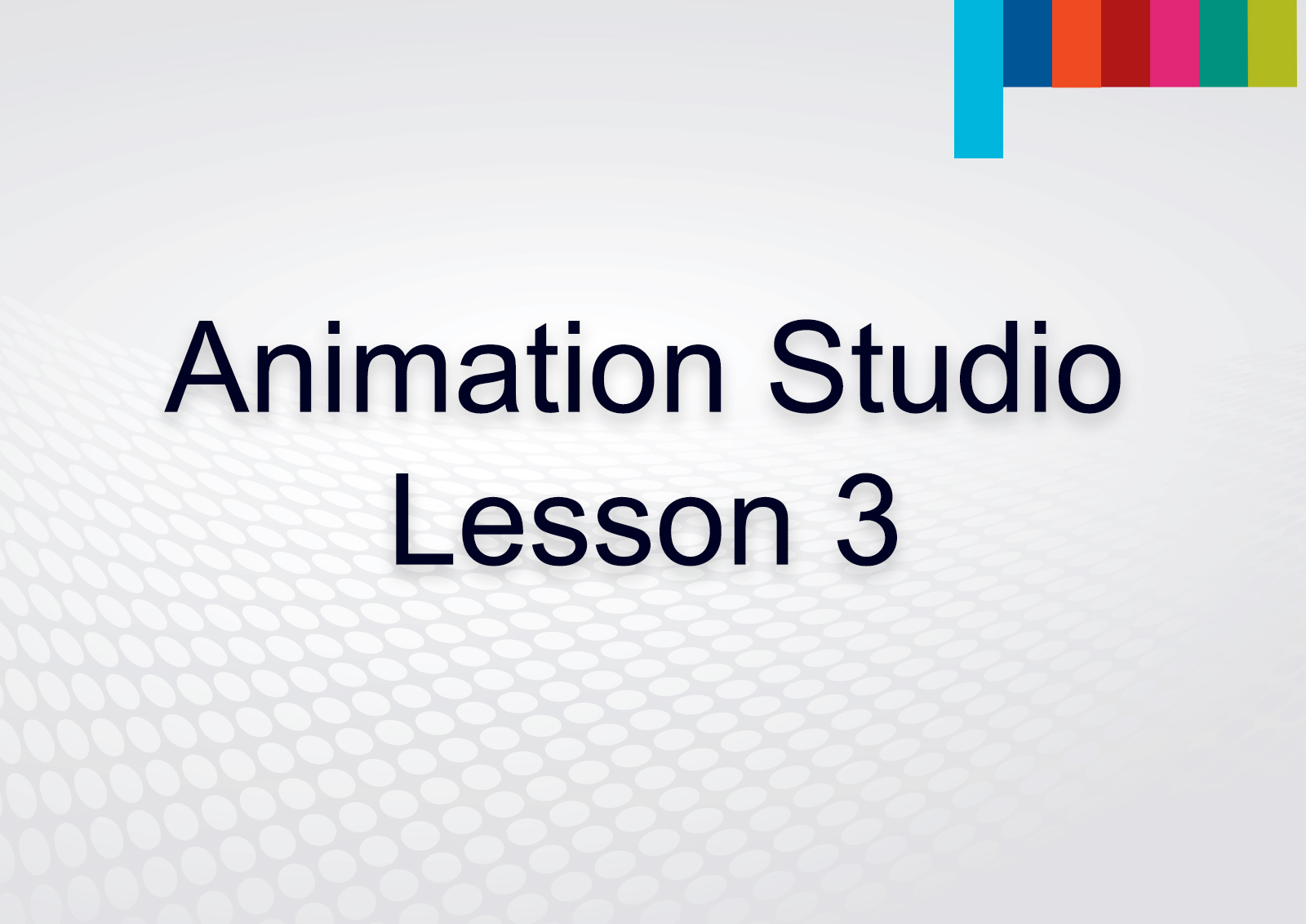 animate lesson 1