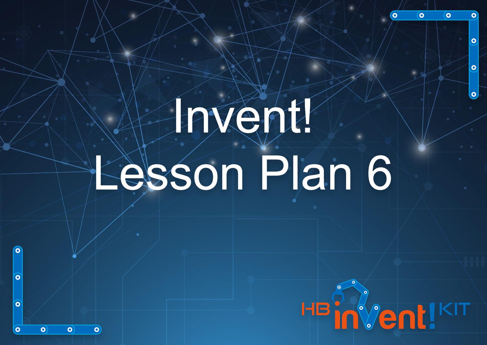 invent teacher Lesson plans